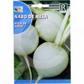 eu rocalba seed round white radish bola de nieve 10 g - 0, small