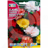 eu rocalba seed carnations margarita doble variado 1 g - 0, small