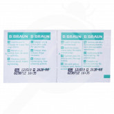 b braun disinfectant alcohol pads 100 box - 2, small