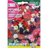 eu rocalba seed petunia hibrida compacta enana variada 0 5 g - 0, small