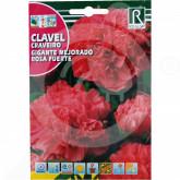 eu rocalba seed carnations gigante mejorado rosa fuerte 1 g - 0, small
