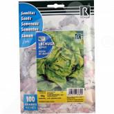 eu rocalba seed green lettuce reina de mayo 100 g - 0, small