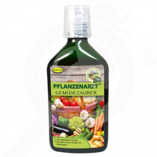 eu schacht fertilizer organic vegetable gemusezauber 350 ml - 0, small