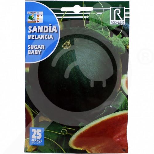 eu rocalba seed green watermelon sugar baby 25 g - 0, small