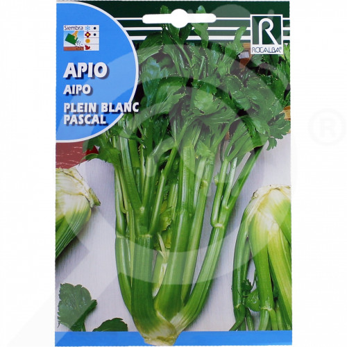 eu rocalba seed celery plein blanc pascal 3 g - 0, small