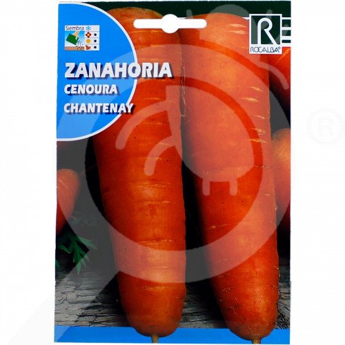 eu rocalba seed carrot chantenay 10 g - 0, small