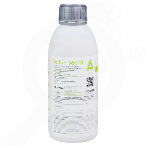 eu adama erbicid total taifun 360 sl 1 litru - 1, small