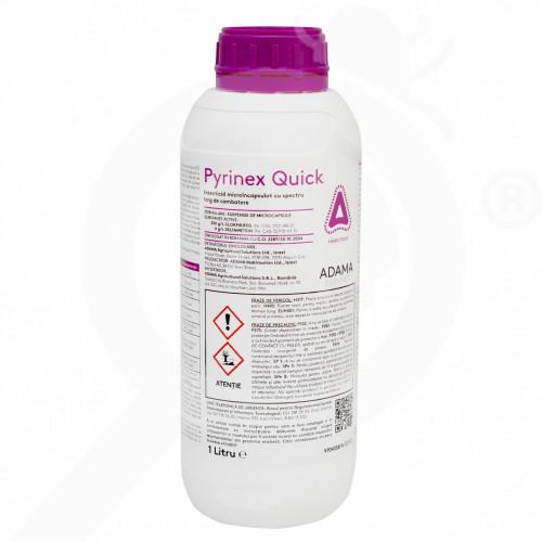 eu adama insecticid agro pyrinex quick 1 litru - 2, small