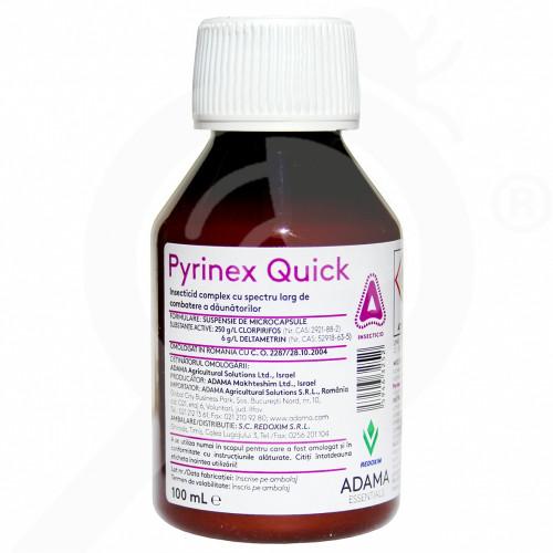 eu adama insecticid agro pyrinex quick 100 ml - 1, small