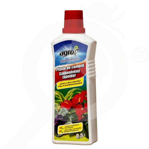 eu agro cs fertilizer indoor plant liquid 500 ml - 0, small