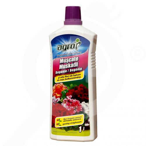 eu agro cs fertilizer balcony plant liquid 1 l - 0, small