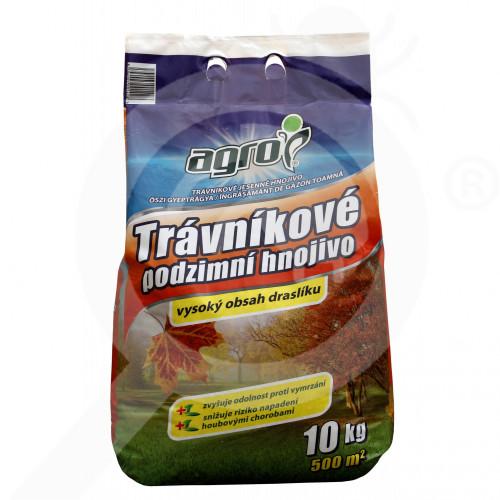 eu agro cs fertilizer grass autumn 10 kg - 0, small