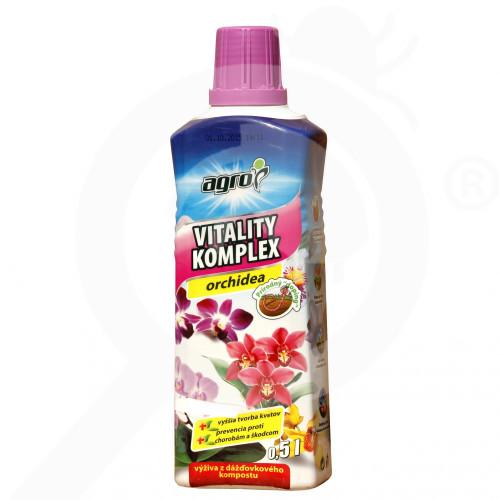 eu agro cs fertilizer vitality komplex orhchid 500 ml - 0, small