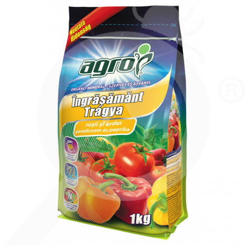 eu agro cs fertilizer organo mineral tomato pepper 1 kg - 0, small