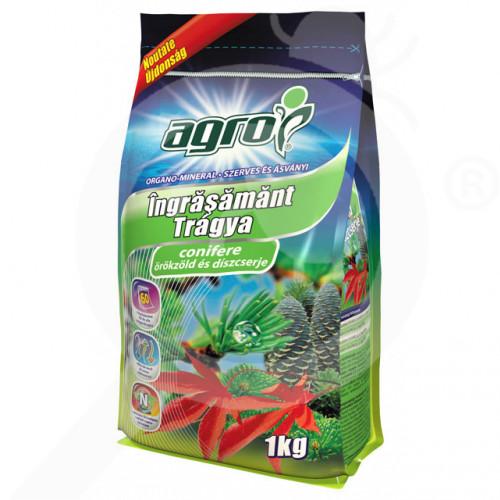 eu agro cs fertilizer organo mineral conifer plant 1 kg - 0, small