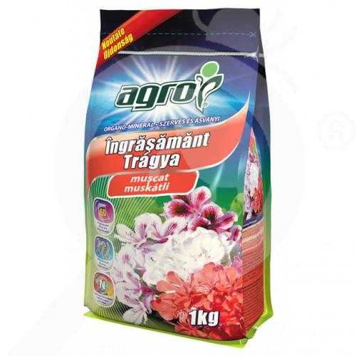 eu agro cs fertilizer organo mineral pelargonium 1 kg - 0, small