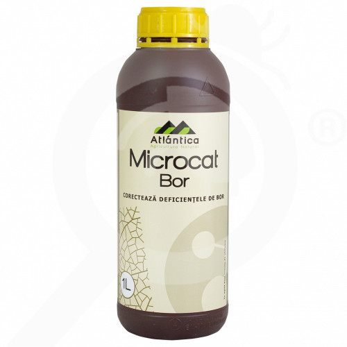 eu atlantica agricola fertilizer microcat bor 1 l - 0, small