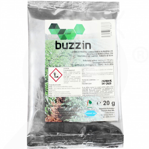 eu sharda cropchem herbicide buzzin 250 g - 0, small