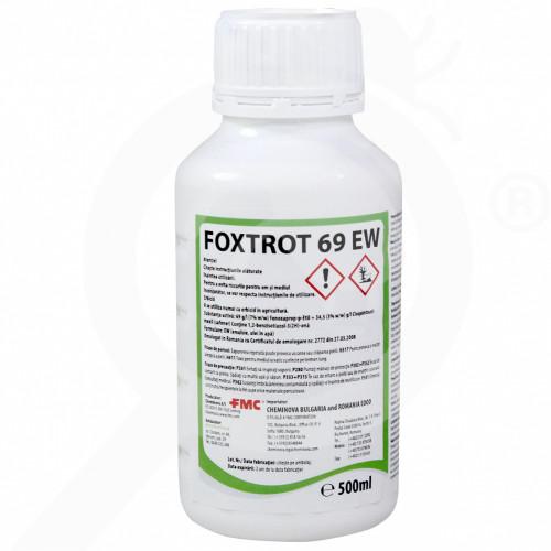 eu cheminova herbicide foxtrot 69 ew 500 ml - 0, small