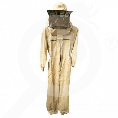 eu lyson safety equipment beekeeper coverall - 0, small