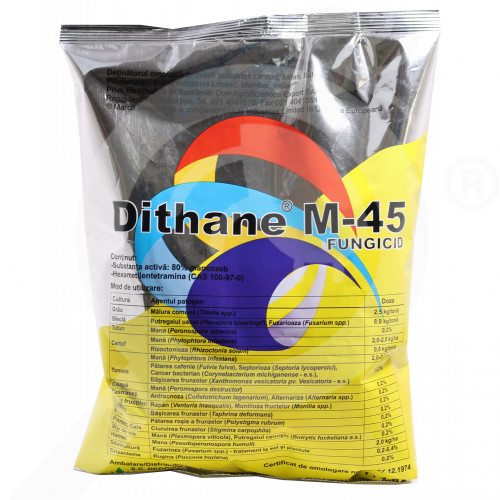 eu dow agro sciences fungicid dithane m 45 1 kg - 1, small