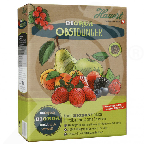 eu hauert fertilizer organic fruit 1 5 kg - 0, small