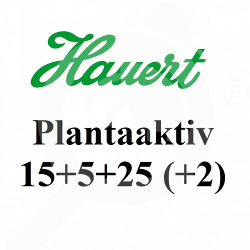 eu hauert fertilizer plantaaktiv 15 5 25 2 25 kg - 0, small