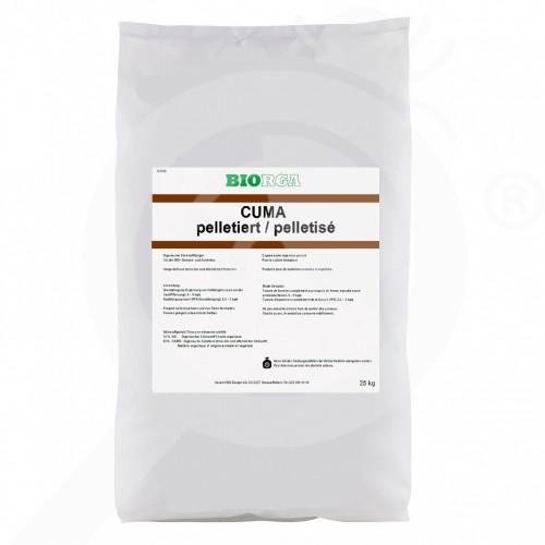 eu hauert fertilizer biorga cuma 25 kg - 0, small