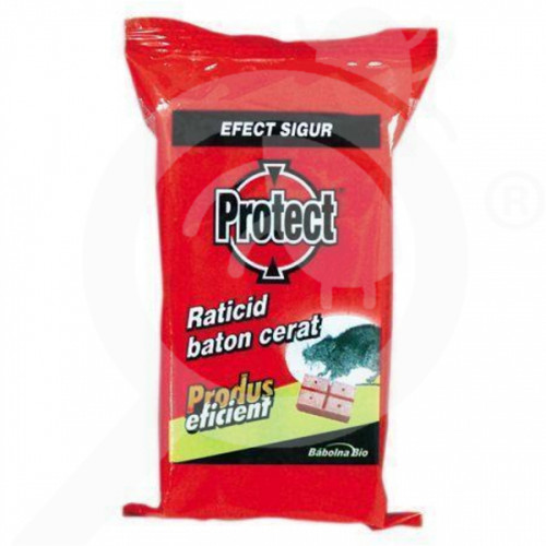 eu babolna bio rodenticide protect wax block 4x50 g - 0, small