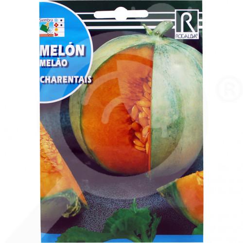 eu rocalba seed cantaloupe charentais 6 g - 0, small