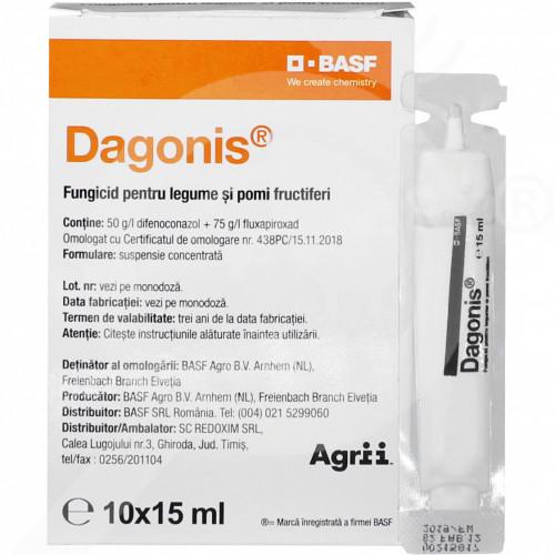 eu basf fungicide dagonis 15 ml - 0, small
