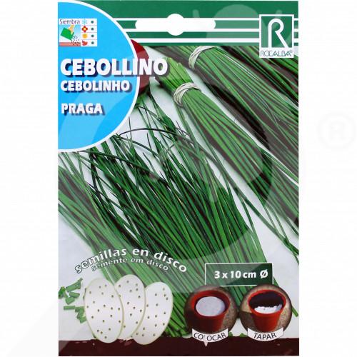 eu rocalba seed chive praga 132 seeds - 0, small