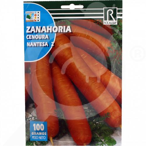 eu rocalba seed carrot nantesa 2 100 g - 0, small