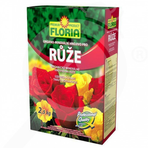 eu agro cs fertilizer organo mineral rose 2 5 kg - 0, small