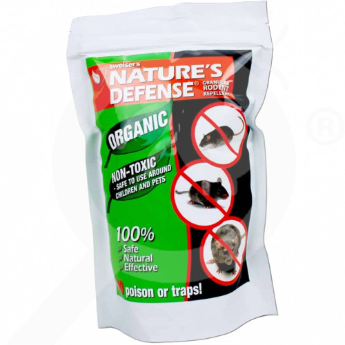 eu bird x repellent nature defense mouse rat 1 36 kg - 1, small