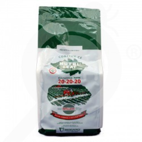 eu miller fertilizer nutri leaf 20 20 20 1 kg - 0, small