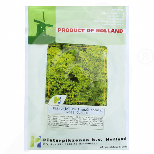 eu pieterpikzonen seed moss curled 50 g - 1, small