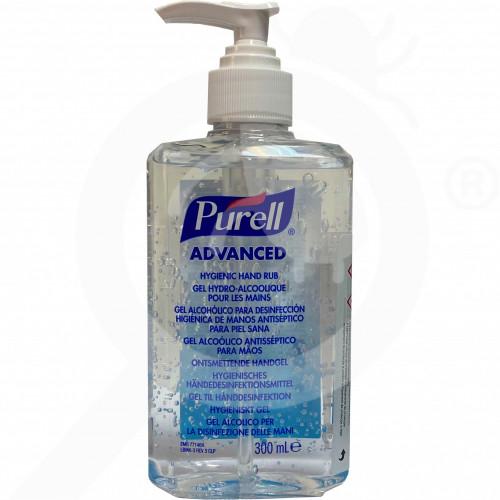 eu gojo disinfectant purell advanced 300 ml - 1, small