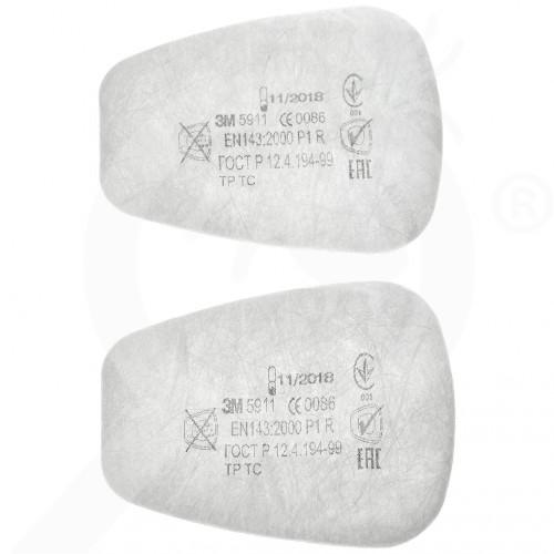 eu 3m air filter 5911 p1r 2 p - 0, small