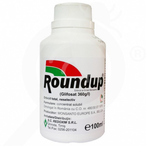 eu monsanto herbicide roundup 100 ml - 2, small