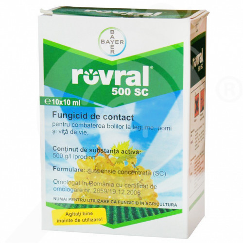 eu bayer fungicide rovral 500 sc 100 ml - 2, small