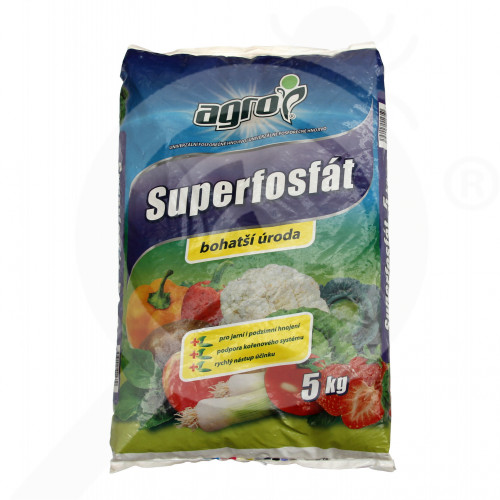 eu agro cs fertilizer superphosphate 5 kg - 0, small