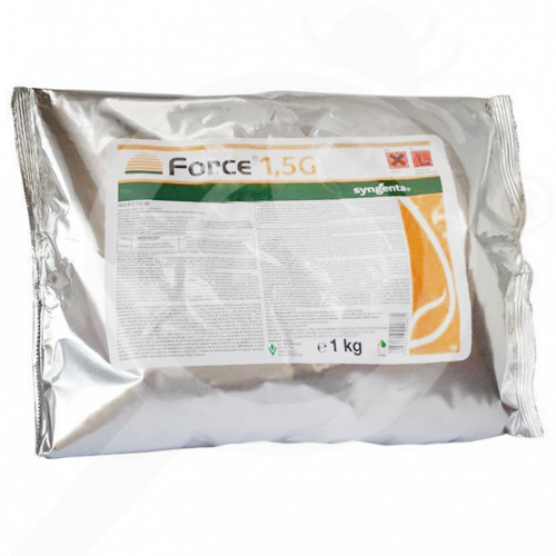 eu syngenta insecticid agro force 1.5 G 1 kg - 1, small