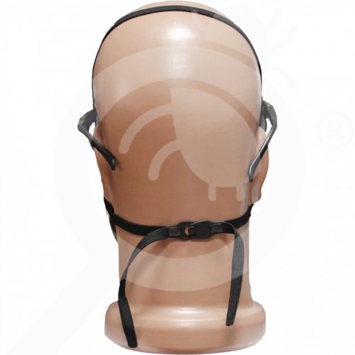 eu jsp valve half mask 3x ffp2v filterspect smoke protection kit - 1