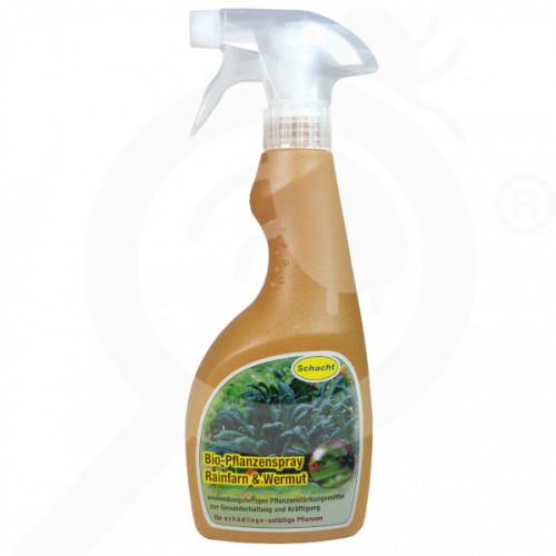 eu schacht fertilizer organic plant spray tansy wormwood 500 ml - 1