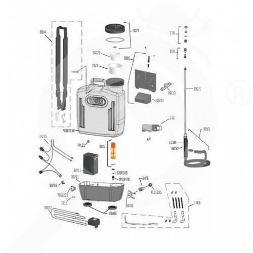 eu volpi sprayer fogger elettroeasy - 7