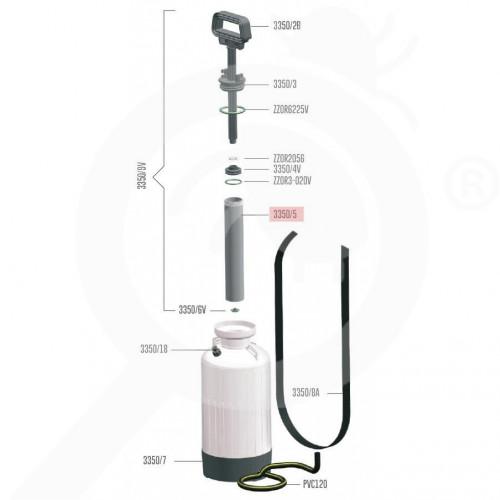 eu volpi accessory tech 6 10 3350 5 cylinder - 5