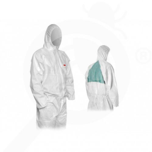 3m safety equipment protective chemise 4520 xl - 1