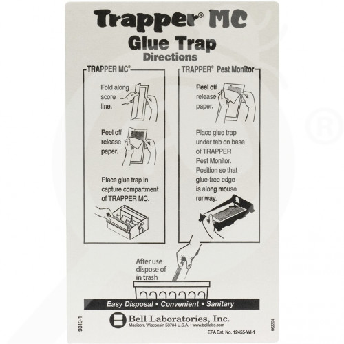 eu bell lab trap trapper ltd - 1