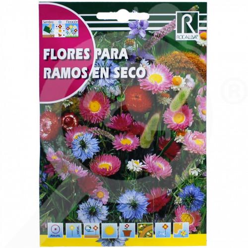 eu rocalba seed flores para ramos en seco 3 g - 0